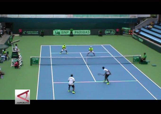 Indonesia Maju Ke Putaran Ke 2 Piala Davis