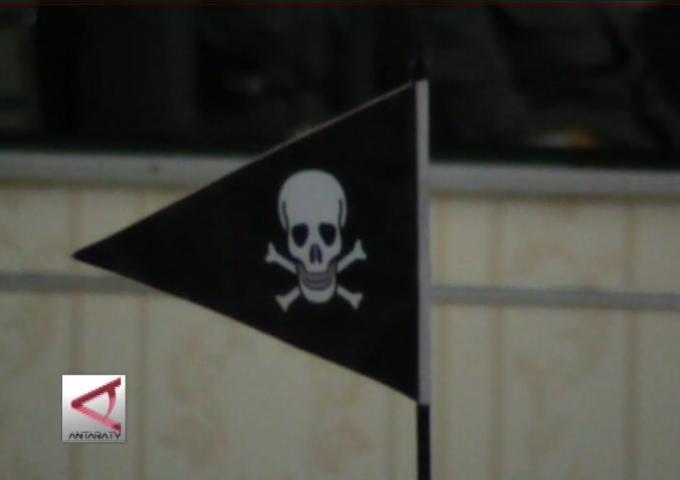 Bendera Tengkorak Bagi Polres Tak Capai Target