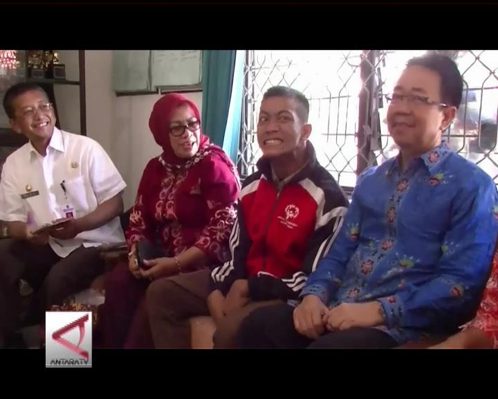 Atlit Disabilitas Wakili Kalteng Di Kejuaran Dunia
