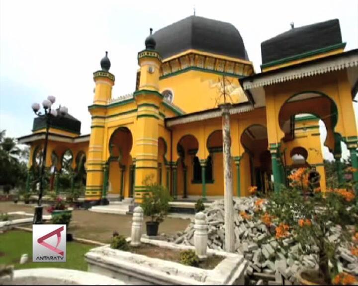 Masjid Raya Al Osmani, Tertua Di Kota Medan
