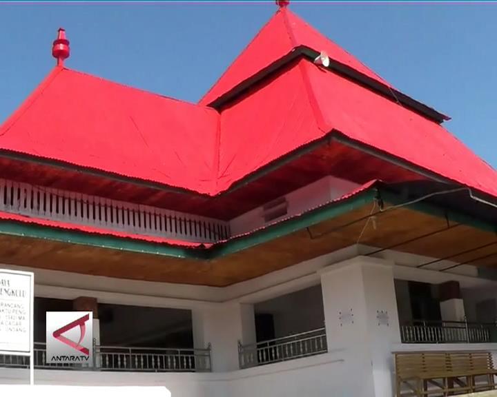 Masjid Jamik Peninggalan Bung Karno