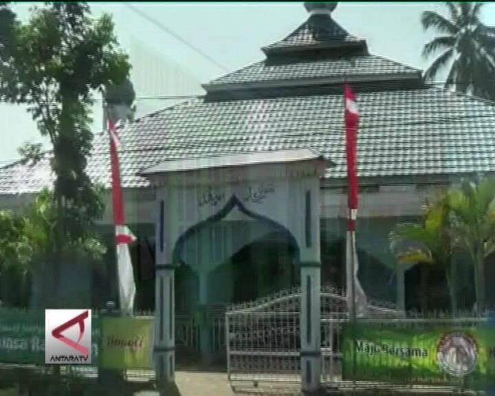 Masjid Bekas Rumah Sakit Peninggalan Inggris