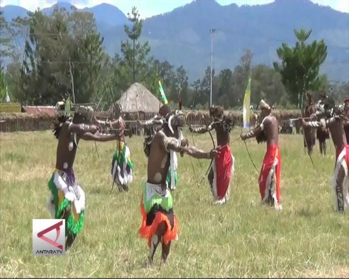 Ada Perang Suku Di Festival Lembah Baliem