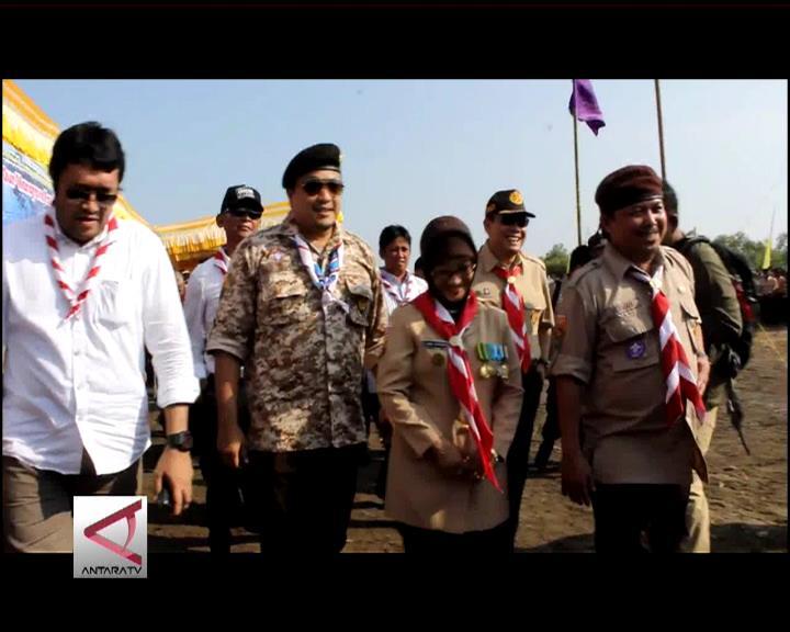 Jambore Mangrove Pertama di Indonesia