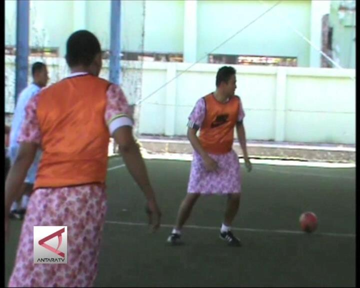 Polair Main Futsal Berdaster