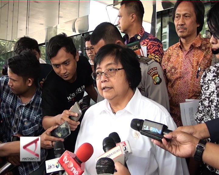 KPK Dan 3 Kementerian Kembali Bahas Hutan