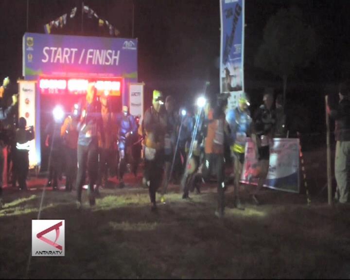 222 Atlet 15 Negara Ikuti Ijen Trail Running