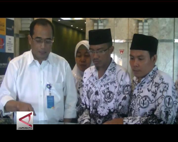 AP 2 Terbangkan Guru Kalbar ke Jakarta