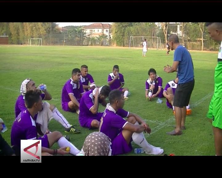 Persita Targetkan Masuk 8 Besar Piala Presiden