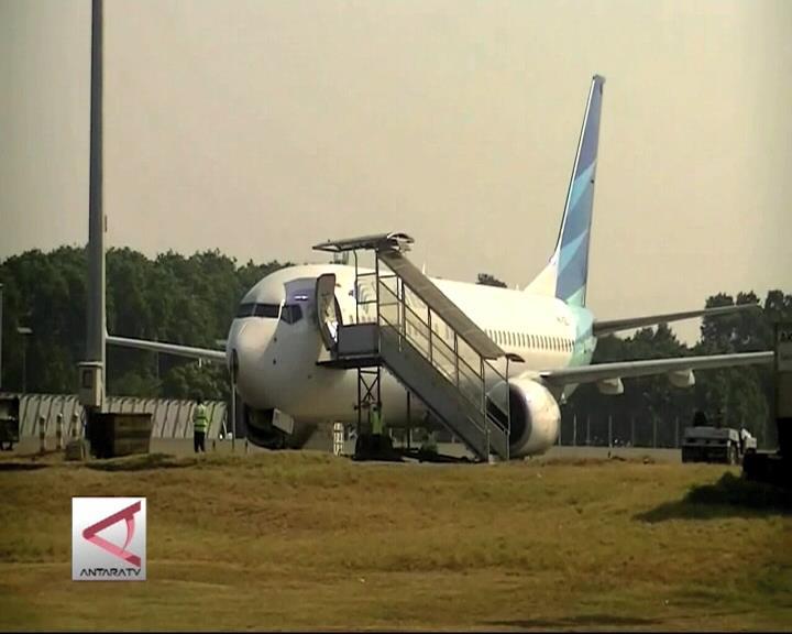 Asap Juga Ganggu Penerbangan Dari Jakarta