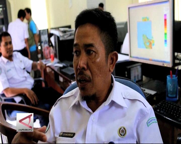 5 Titik Panas, Aceh Waspada Kabut Asap