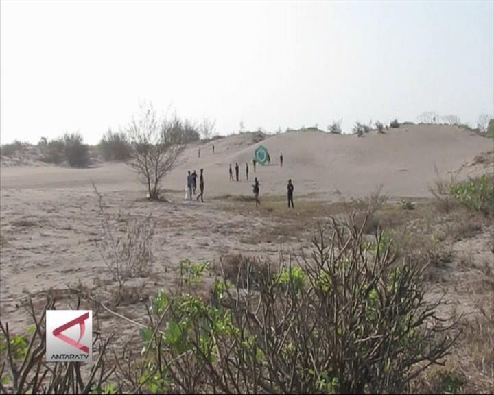 Gumuk Pasir Sebagai Benteng Pelindung Tsunami
