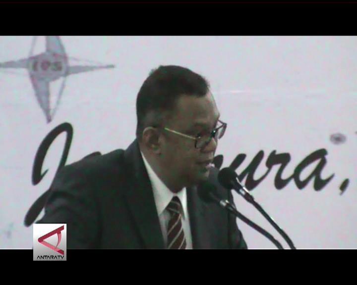 Ketua KONI Lantik Panitia Inti Pon XX Papua