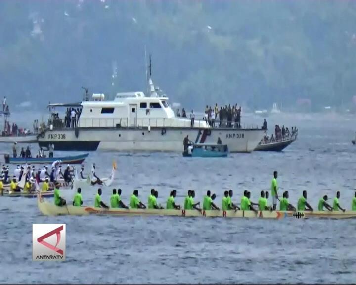 Promosi Wisata Lewat Pesta Teluk Ambon