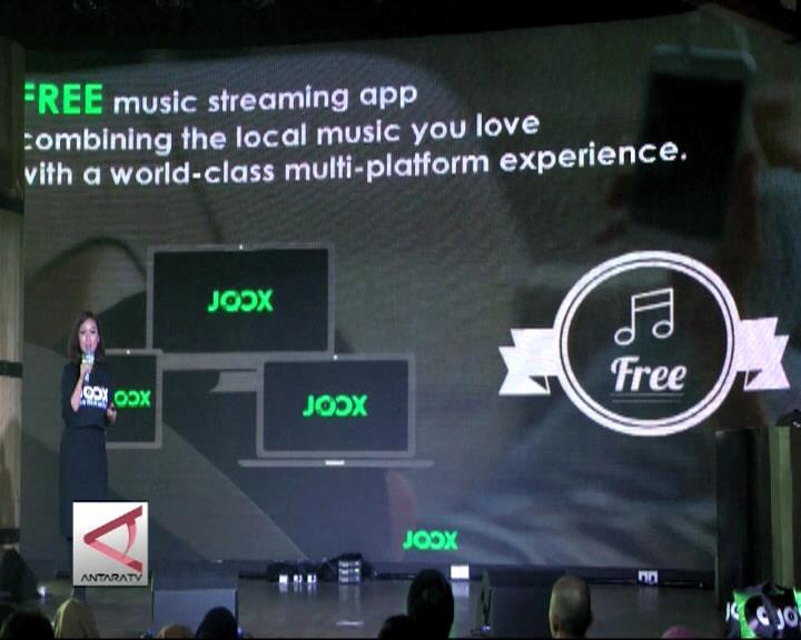 Joox Aplikasi Musik Hadir di Indonesia