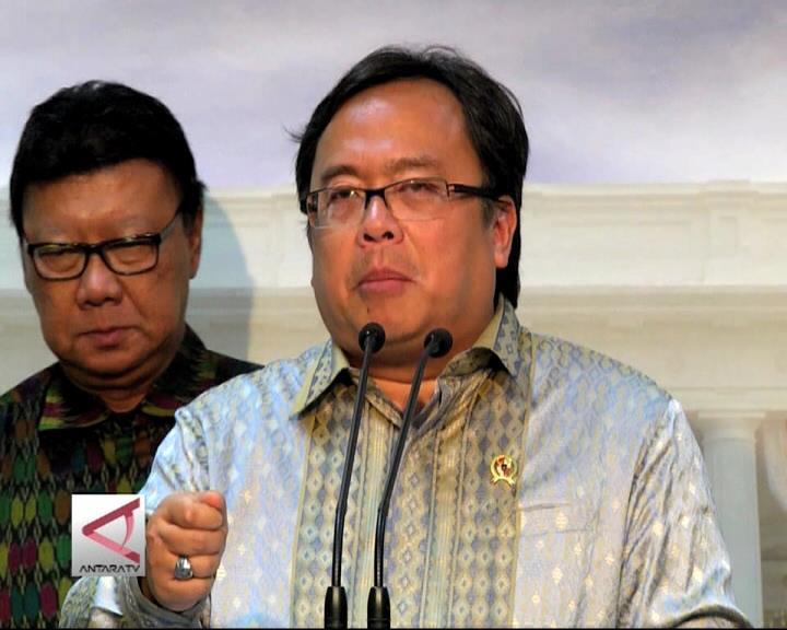 Empat Kementerian  Harus Segera Lelang