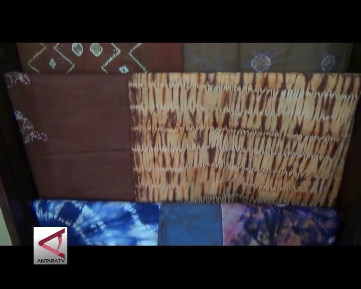Batik Jumputan Prambanan Yang Unik