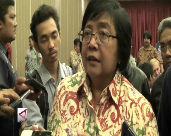 Menhut Bentuk Tim KPH di 6 Provinsi
