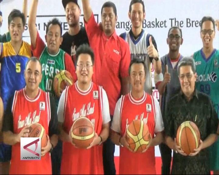 Menpora Ingin Basket Raih Emas Sea Games