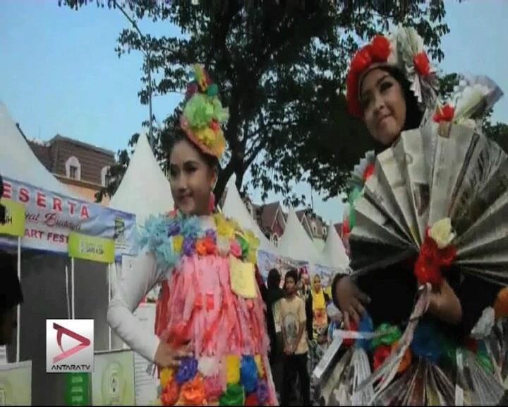 Benteng Art Festival Cikal Bakal Kampung Wisata
