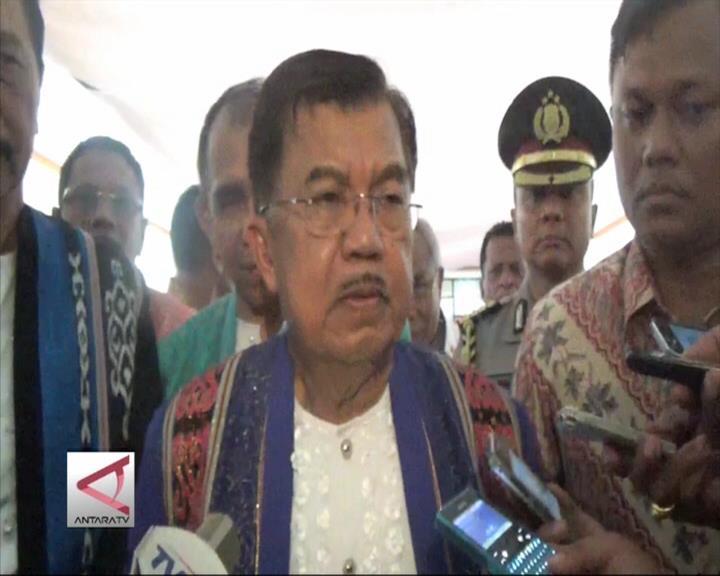 Wapres: Maluku Harus Tingkatkan Ekonomi Maritim