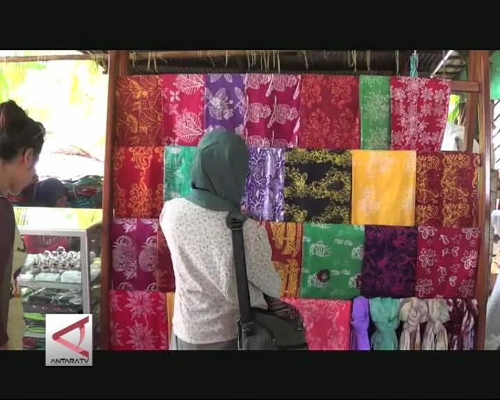 Mengenal Batik Belitung Timur