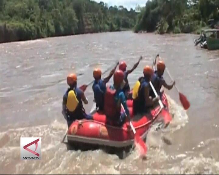 Berkompetisi Menaklukan Sungai Musi