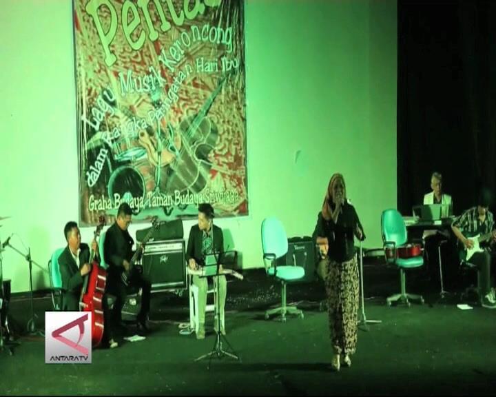 Agar Anak Muda Suka Musik Keroncong