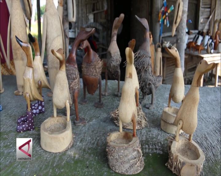 Bebek Akar Bambu Asal Klaten yang Mendunia