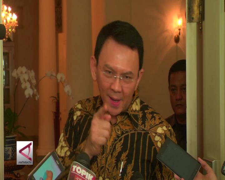Gubernur DKI Kecam Pelaku Pemboman
