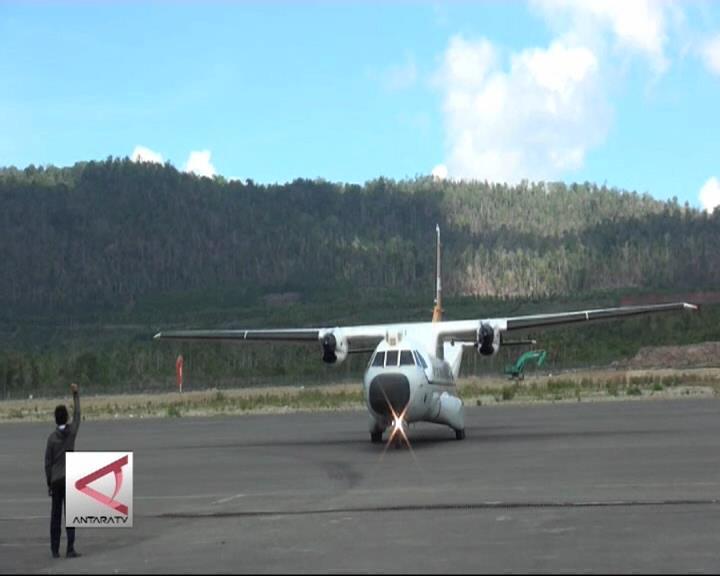 Pesawat Tanpa Awak Pilih Bandara Latihan