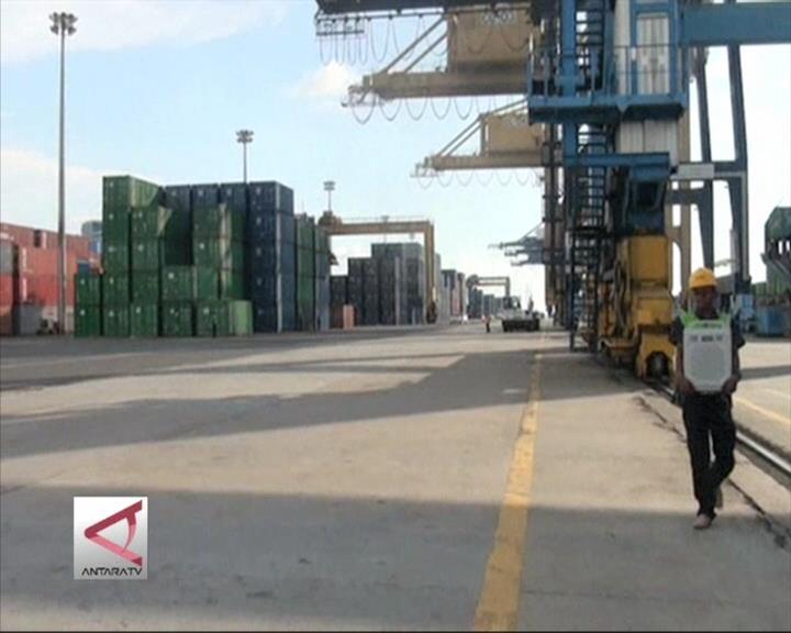 Wapres Optimistis Pelabuhan Makassar Berkembang