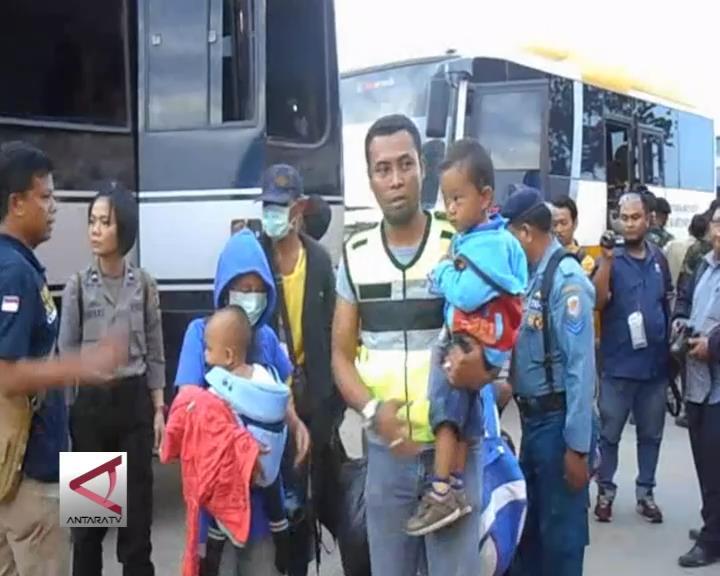 237 Eks Gafatar Kaltim Pulang ke Makassar