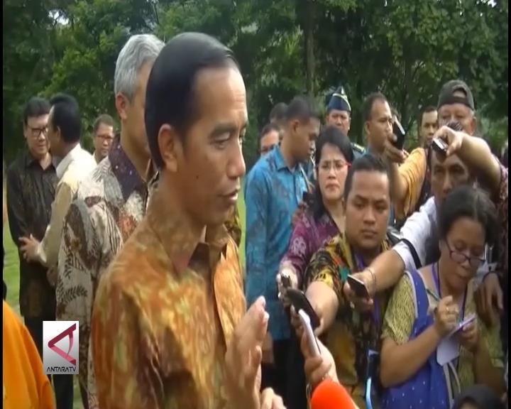 Presiden: Kembangkan Wisata Candi Borobudur