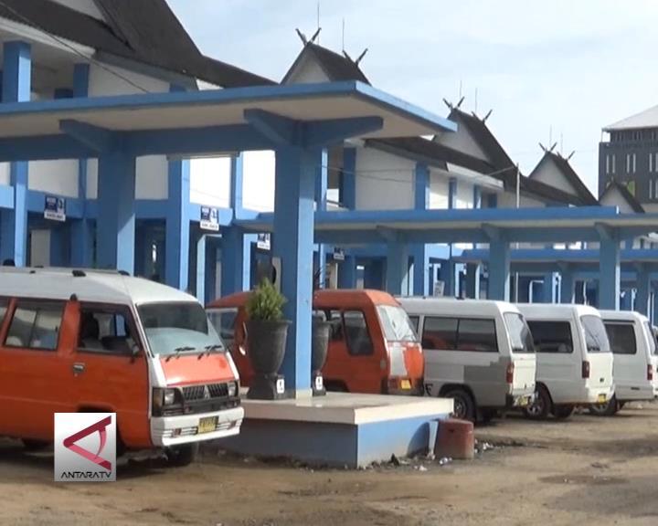 Terminal Regional Kalsel Siap Dioperasikan