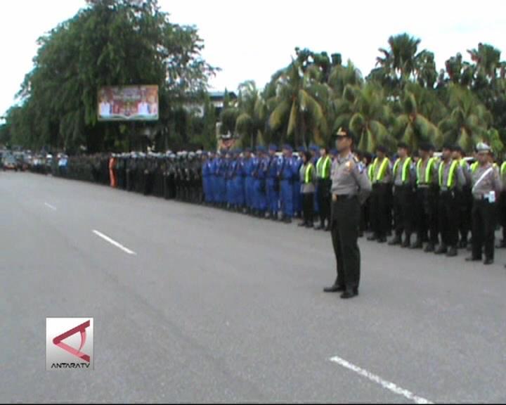 6.000 Personel Amankan Imlek di Kalbar