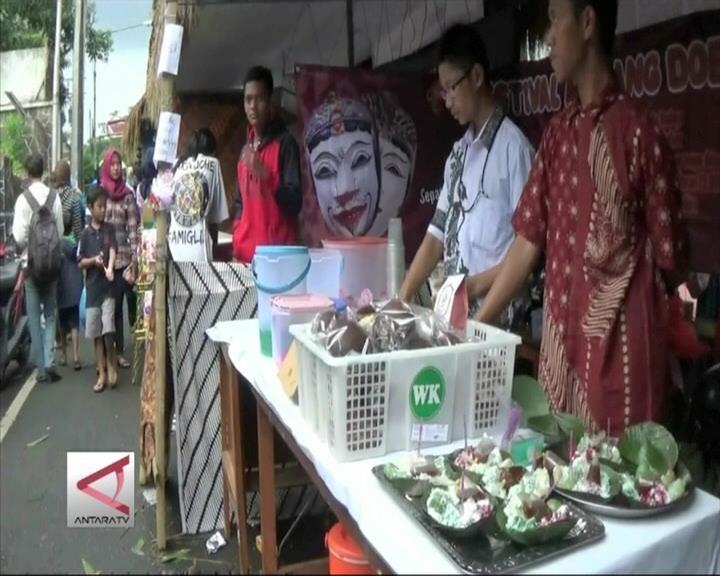 Ajang Nostalgia  dan Adu Kreasi di Malang