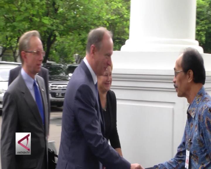 Presiden Terima Kunjungan DK Federasi Rusia