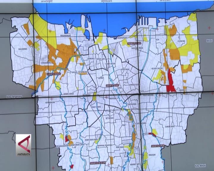 Rencana Kontijensi Banjir DKI Jakarta