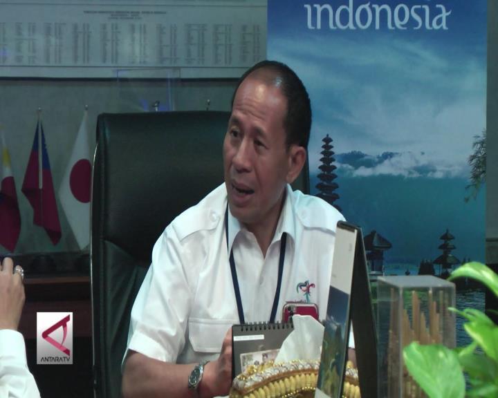 Pariwisata Gandeng 55 Media Internasional