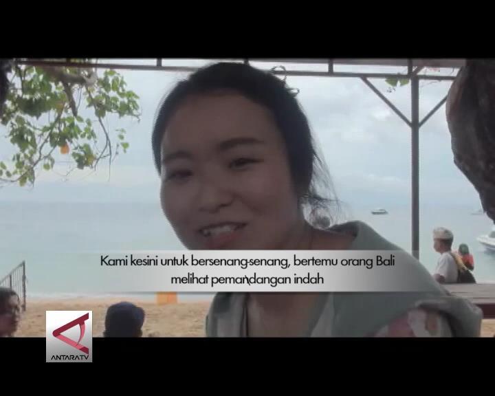 Bali Disukai Wisatawan Tiongkok