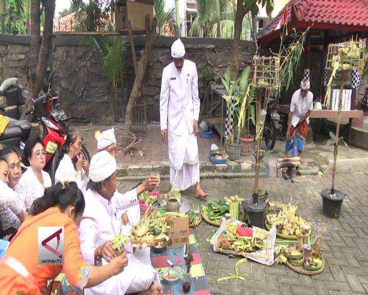 Umat Hindu Khidmat Jalani Tawur Agung