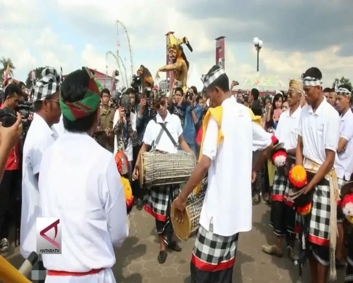 Saat Palembang Mendadak Menjadi Bali