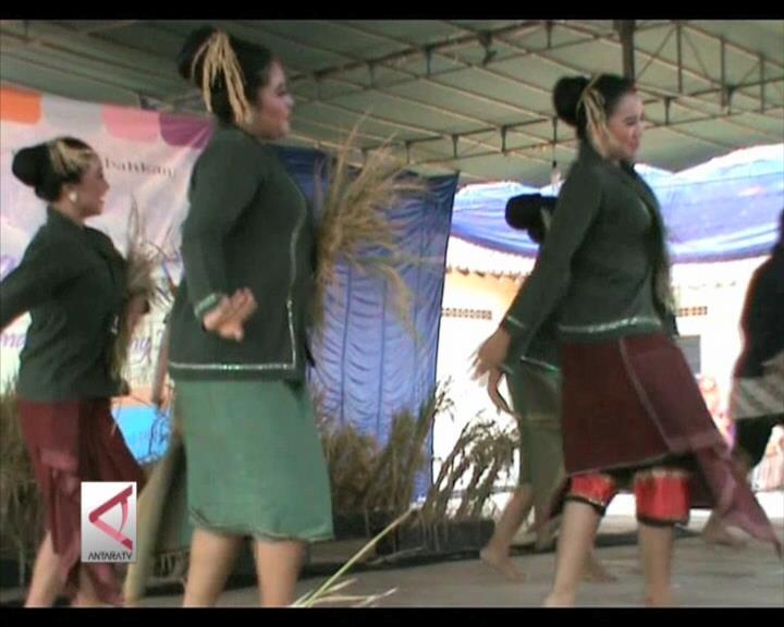 Festival Dewi Sri, Wujud Syukur Hasil Panen