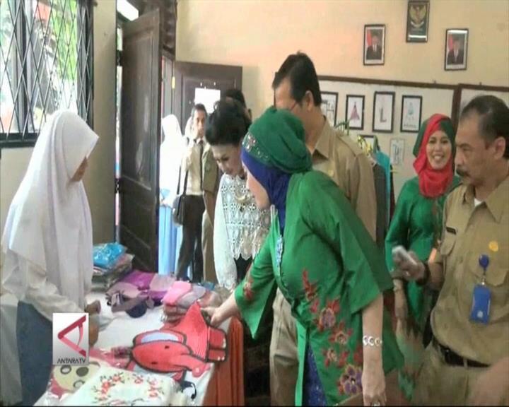 Karya Siswa SMK Banten Siap Bersaing di Era  MEA