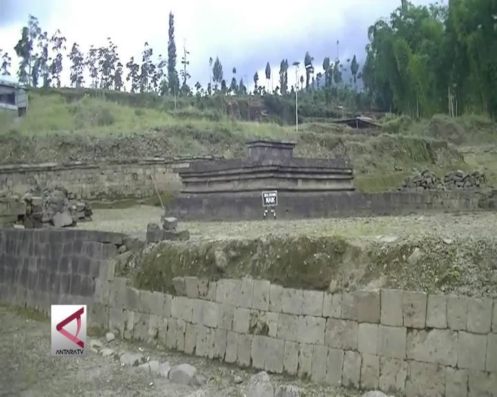 Arkeobotani Teliti Jenis Tanaman di Situs Liyangan
