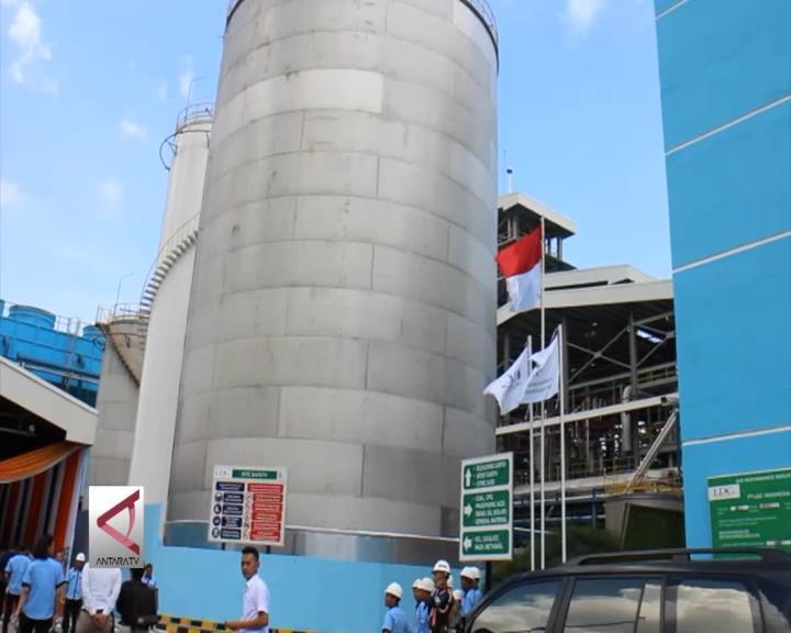 Pabrik Biodiesel Terbesar Se-Asia Tenggara Diresmikan