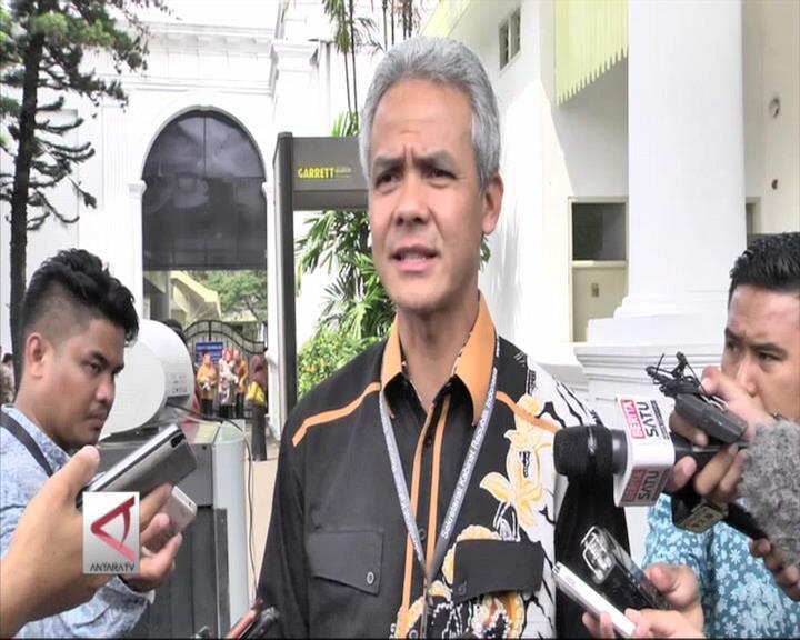 Gubernur Jateng Setuju  Pangkas Perda