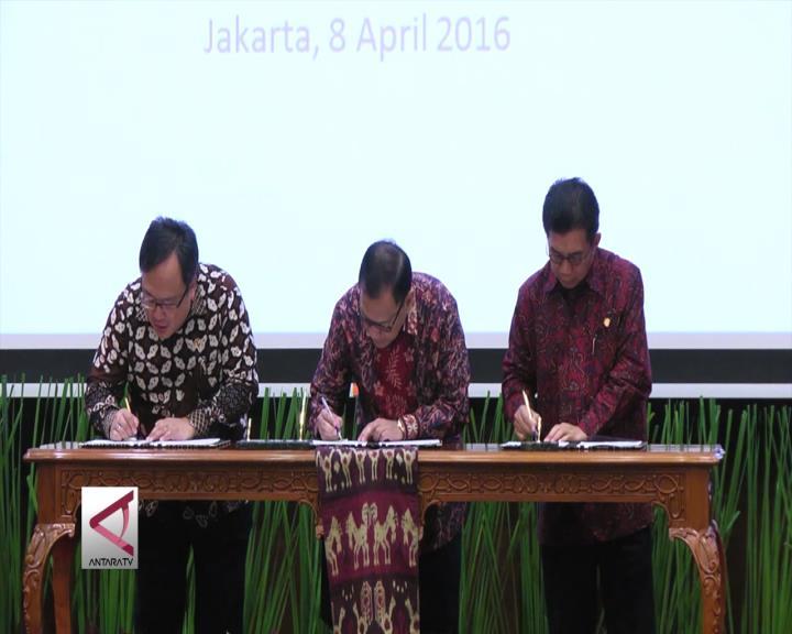 Kerjasama 3 Lembaga Keuangan Negara
