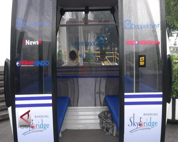 Promosi Investasi Untuk Bandung Technopolis